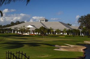 Delray Dunes Golf & Country Club, Clubhouse