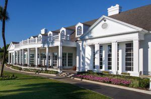 Palma Ceia Golf & Country Club, Clubhouse