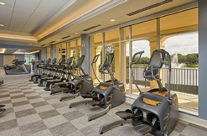 Woodfield Country Club, Cascades Fitness