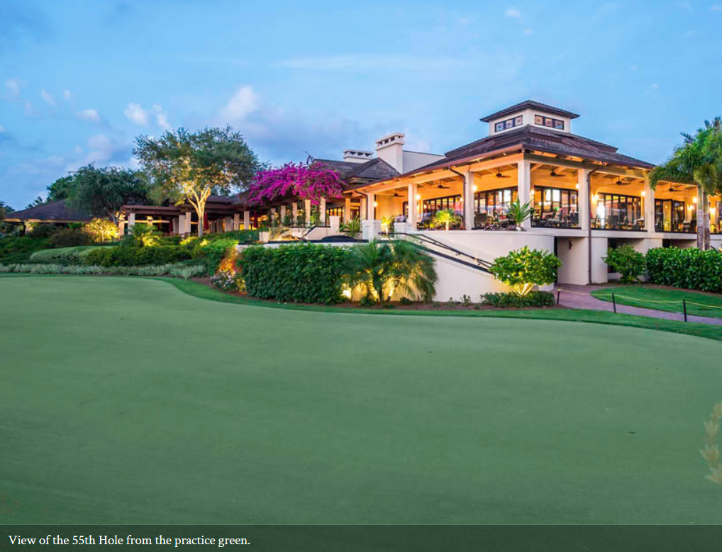 Bonita Bay Club, Clubhouse1