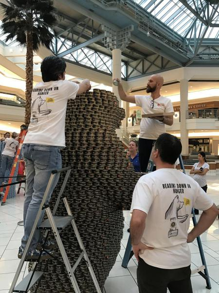 2017 Canstruction build (4)