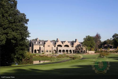 Alpine Country Club, Clubhouse1