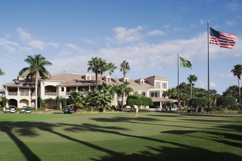 Clubhouse Exterior from Putting Green